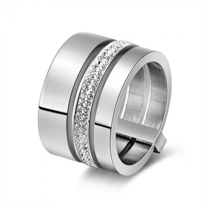 Women's Band Ring