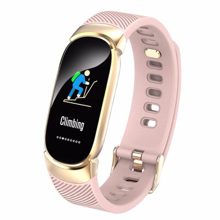 Waterproof Oval Smart Watch