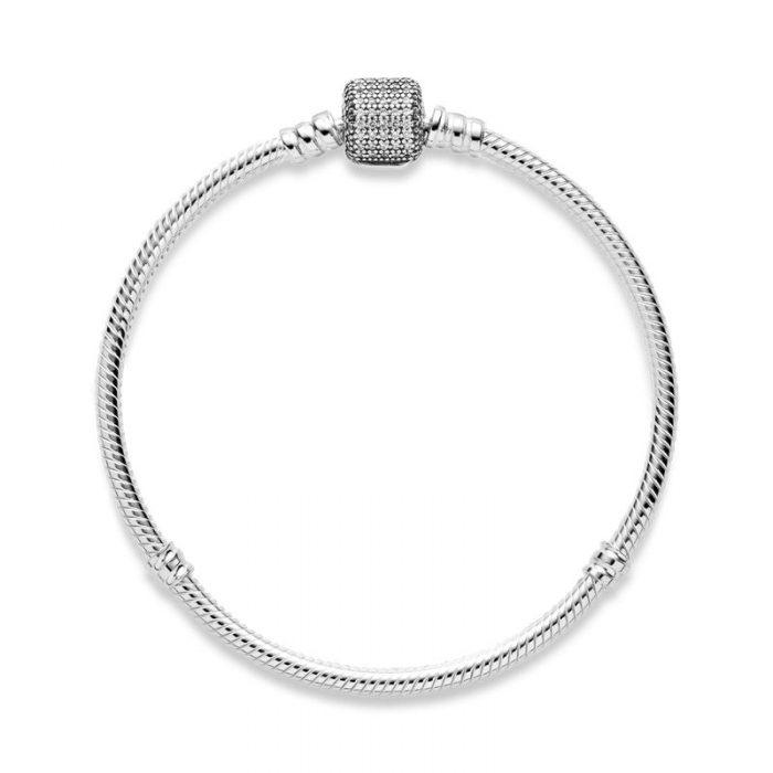 925 Sterling Silver Pandora Bracelet