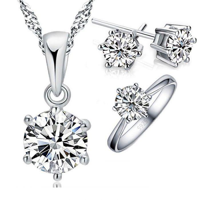 Bridal Jewelry Set