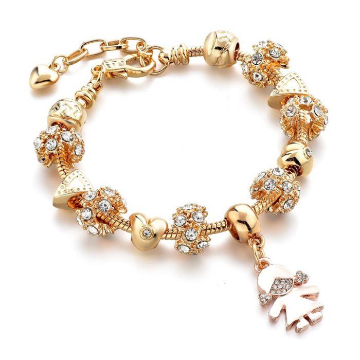 Female Charm Bracelet